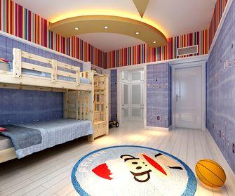 20万以上140平米别墅欧式风格青少年房装修效果图