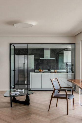 富裕型140平米四室两厅现代简约风格餐厅欣赏图