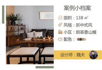 富裕型三中式风格客厅图片