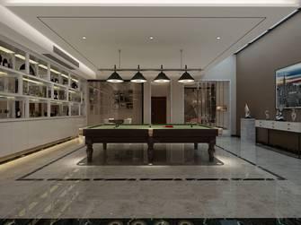 140平米别墅现代简约风格健身房装修图片大全