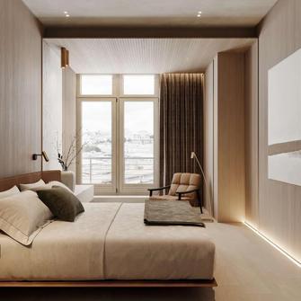 15-20万140平米三室两厅北欧风格卧室图片