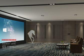 豪华型140平米别墅法式风格影音室图