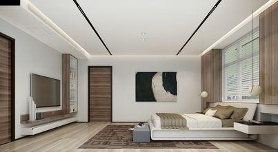 140平米别墅港式风格卧室效果图