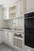90平米三法式风格厨房效果图