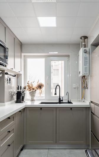 15-20万三室一厅法式风格厨房装修图片大全