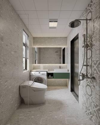 富裕型70平米欧式风格卫生间装修案例