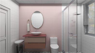 豪华型140平米复式现代简约风格卫生间欣赏图