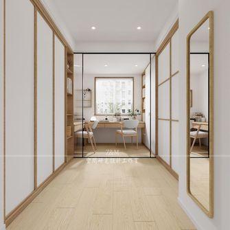 经济型140平米三室两厅日式风格书房效果图