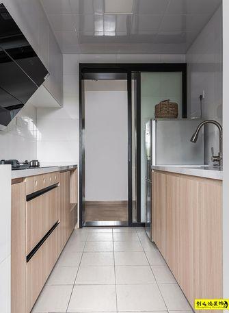 经济型80平米日式风格厨房装修效果图