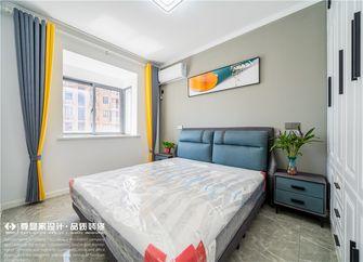 富裕型120平米三室一厅中式风格玄关图片