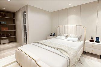 50平米一室两厅日式风格卧室装修效果图