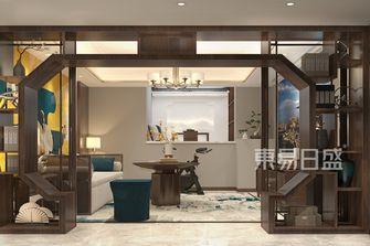 140平米复式中式风格其他区域装修案例