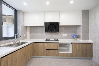 豪华型90平米三室一厅北欧风格厨房装修效果图