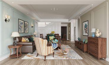 20万以上140平米复式美式风格客厅装修案例