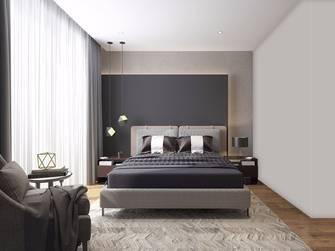 豪华型90平米三室两厅北欧风格卧室设计图