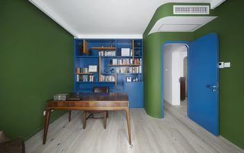 20万以上140平米复式混搭风格书房效果图