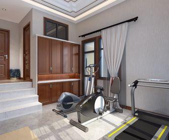 140平米欧式风格健身房装修图片大全