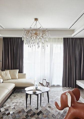 豪华型130平米四港式风格客厅装修案例