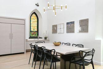 豪华型140平米美式风格餐厅图片大全