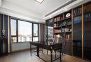 豪华型140平米复式中式风格书房设计图