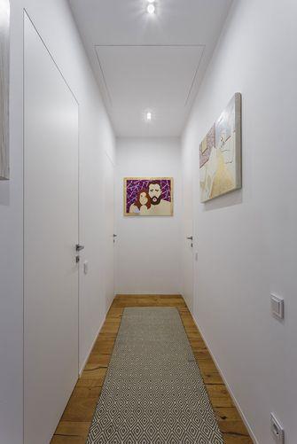 100平米混搭风格走廊装修案例