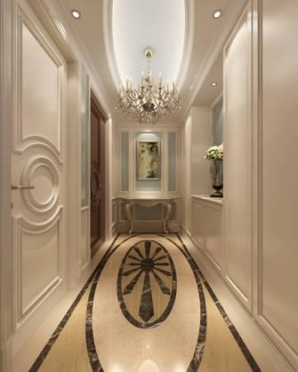 豪华型140平米四室两厅法式风格玄关图