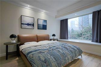 10-15万110平米三室三厅轻奢风格卧室设计图