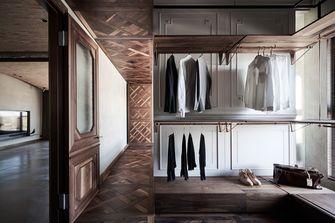 20万以上120平米四室两厅工业风风格衣帽间效果图