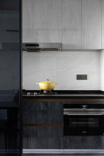 20万以上140平米三室四厅现代简约风格厨房装修效果图