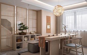 豪华型140平米复式中式风格餐厅设计图