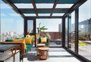 豪华型140平米复式中式风格阳光房装修案例