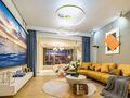 豪华型140平米四英伦风格客厅效果图