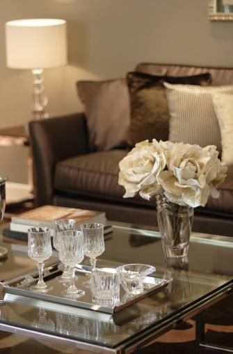 10-15万100平米三室一厅新古典风格客厅图片大全
