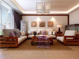 经济型120平米三室两厅东南亚风格客厅装修图片大全
