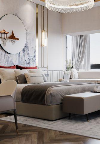 豪华型140平米中式风格卧室图