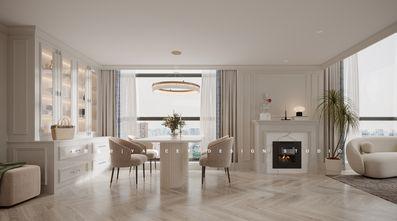 20万以上80平米一室一厅法式风格餐厅装修效果图