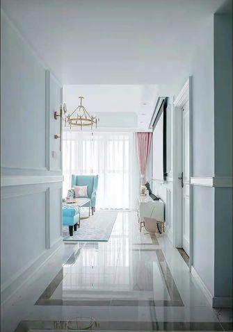 10-15万90平米三室两厅法式风格走廊图片大全