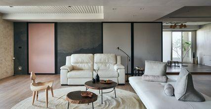 140平米四室三厅北欧风格客厅图片大全