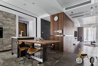 10-15万140平米四室一厅工业风风格餐厅装修效果图