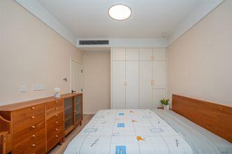15-20万80平米北欧风格卧室效果图