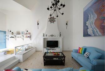 140平米三地中海风格客厅欣赏图