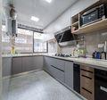 5-10万110平米四北欧风格厨房设计图