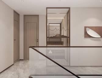 140平米三室三厅中式风格走廊图