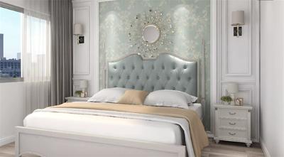 经济型120平米三混搭风格卧室效果图
