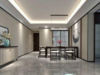 140平米四中式风格餐厅装修案例