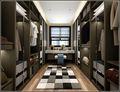 富裕型140平米三室两厅中式风格衣帽间欣赏图