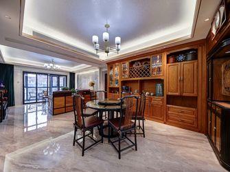 豪华型140平米中式风格餐厅装修案例