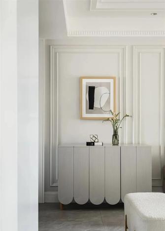110平米三室一厅美式风格玄关装修效果图