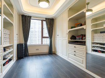120平米三室两厅混搭风格衣帽间效果图