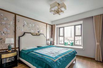 经济型140平米三室一厅中式风格卧室图